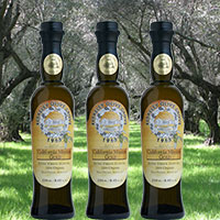 Organic Mission Olive Oils from Berkeley Olive Grove 1913